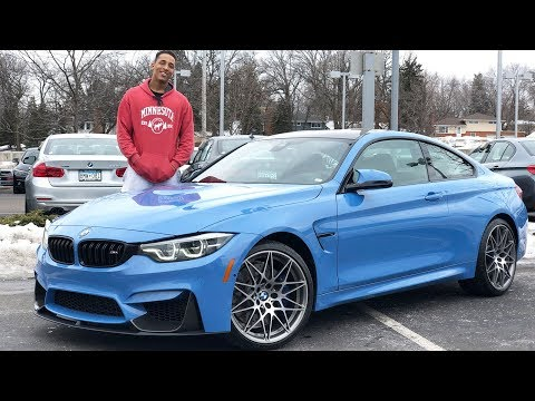 HERE'S WHY THE 2019 BMW M4 IS A PURE CAR ENTHUSIASTS KIND OF CAR!