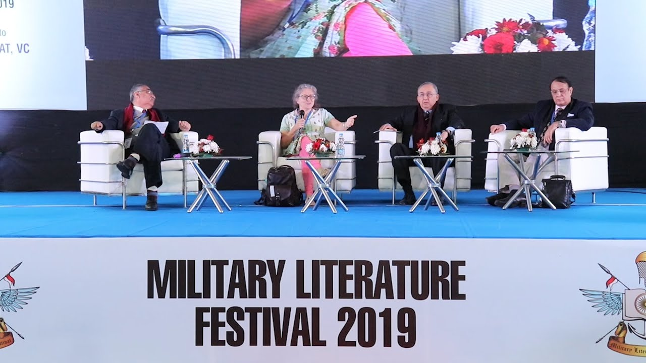 Military Lit Fest: Experts call for India-Taliban talks