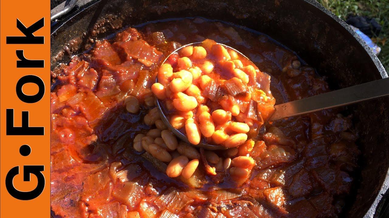 Dig A Hole Start A Fire How To Make Bean Hole Beans Recipe Gardenfork