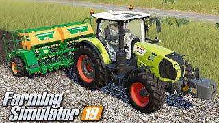 Nowy ciągnik i nowe siewniki - Farming Simulator 19 | #8