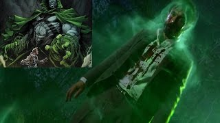 Constantine episode 5 Spectre Scene
