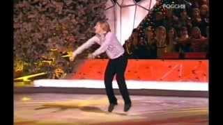 Evgeni Plushenko - The Best Figure Skater In The Whole Wide World.