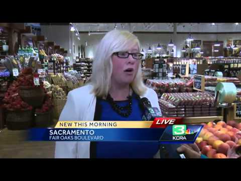 Organic foods store opens in Sacramento