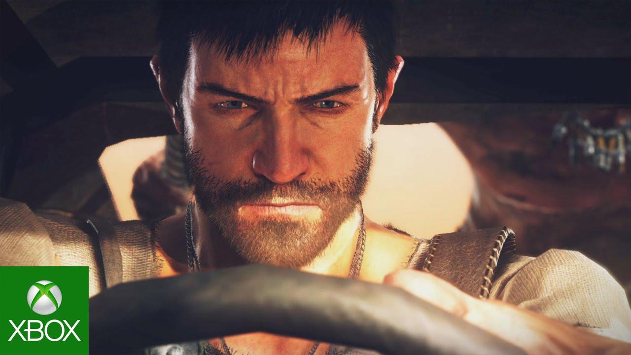 Mad Max E3 2015 Trailer