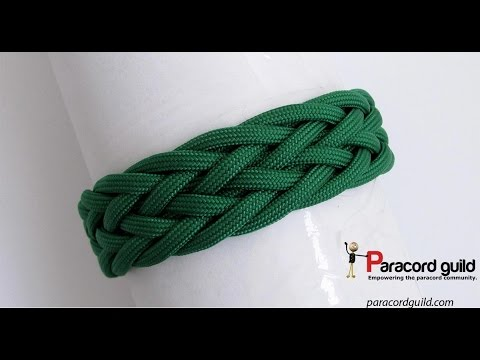 Gaucho knot paracord