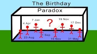 The Birthday Problem / Paradox