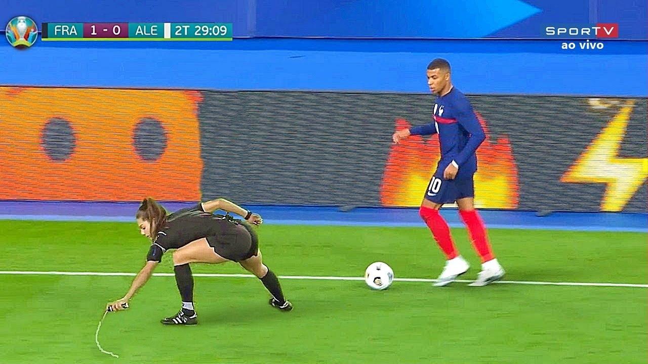 5 Momentos Mais Abusivos de Mbappé pela França.