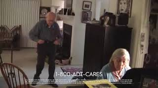 Elderly Feel Safe with Home Monitoring Security - ADT Cares