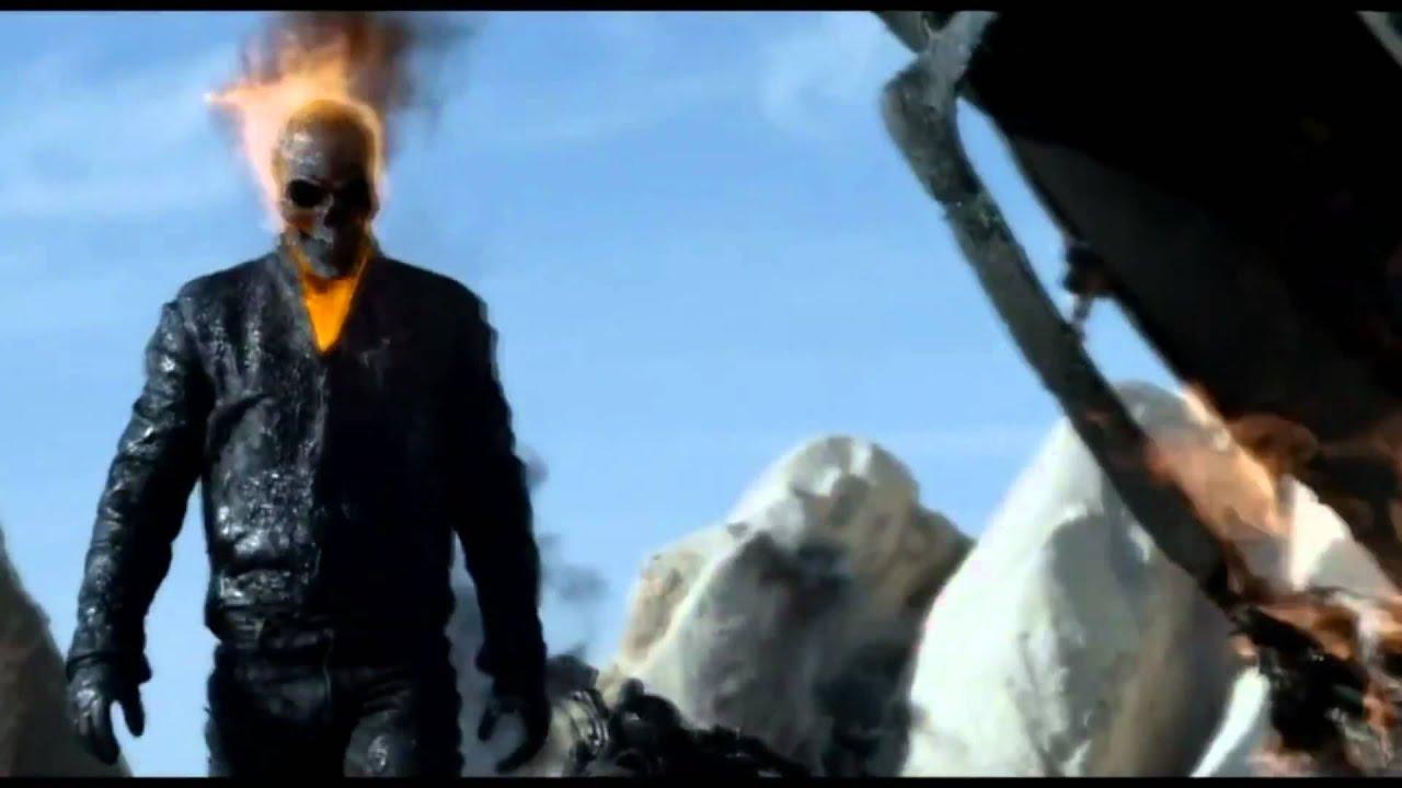 El Vengador Fantasma 2 Youtube