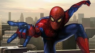 Новый Человек-паук (3D-игра по фильму)The new Spiderman (3D - game according to the movie)