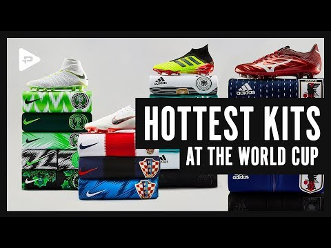 Top 5 Best Kits In The 2018 World Cup | Win Nigeria Kit
