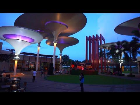 Outer Space Centris Walk Manila