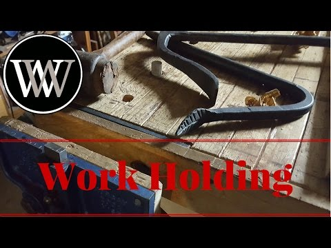 How to Hold Work For a Hand Tool Workbench – Types of Vices on a Woodwork bench