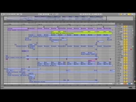 ableton live project template epic dubstep dubstep cinematic trailer soundtrack youtube. Black Bedroom Furniture Sets. Home Design Ideas
