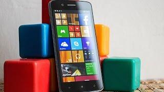 Китайский телефон с зарядкой батареи больше 4х дней Обзор смартфона китайского производства 2015
