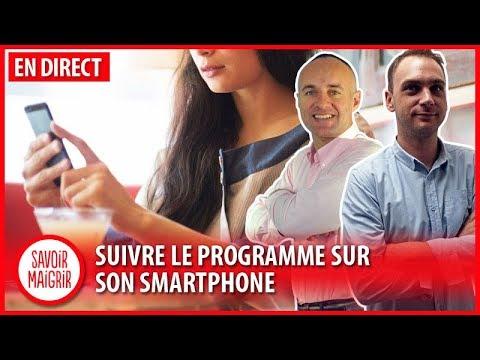 Suivre le programme sur son smartphone - Webinaire Service-Client