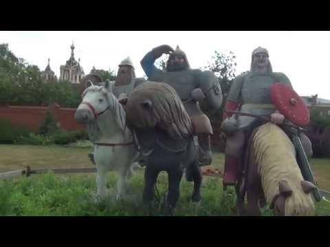 История Москвы в картинках виды старой Москвы History