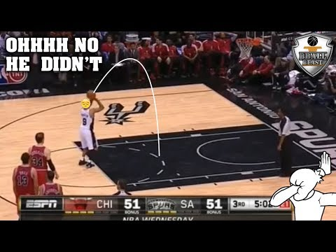 NBA 'EMBARRASSING YOURSELF' Moments