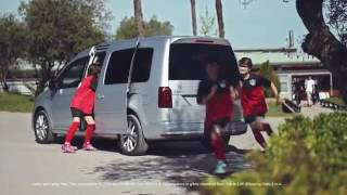 Nueva Volkswagen Caddy y Caddy Maxi