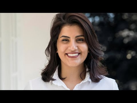 Image result for prominent women's rights activist loujain al-hathloul youtube