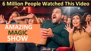 Amazing Magic Show: One Of The Best Magic Shows عرض سحري مذهل