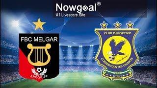 COMERCIANTES UNIDOS VS FC MELGAR EN VIVO 20/11/17