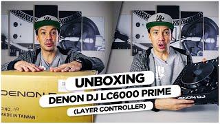 UNBOXING: Brand New Denon DJ LC6000 Prime!
