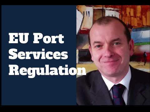 Maritime Watch - EU Port Services Regulation