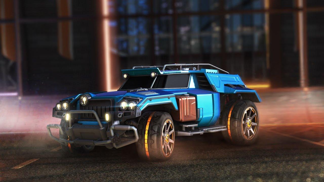 Nfs Movie Cars Wallpaper Rocket League New Dlc Car Marauder Youtube