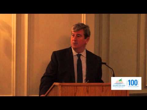 The Honourable  Glen Murray, Ontario Minister of the Environment and Climate Change - 2 Apr 2016