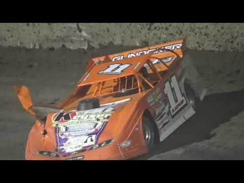 Tri-City Speedway super late model feature 4-20-18