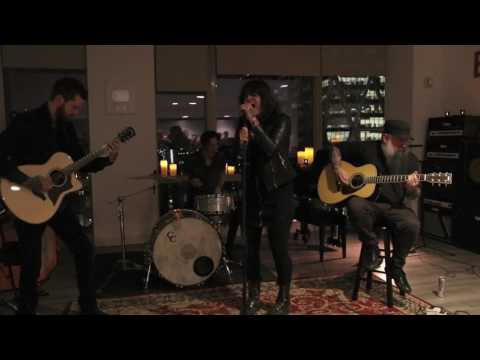 """ROYAL THUNDER """"April Showers"""" Acoustic Live Performance 