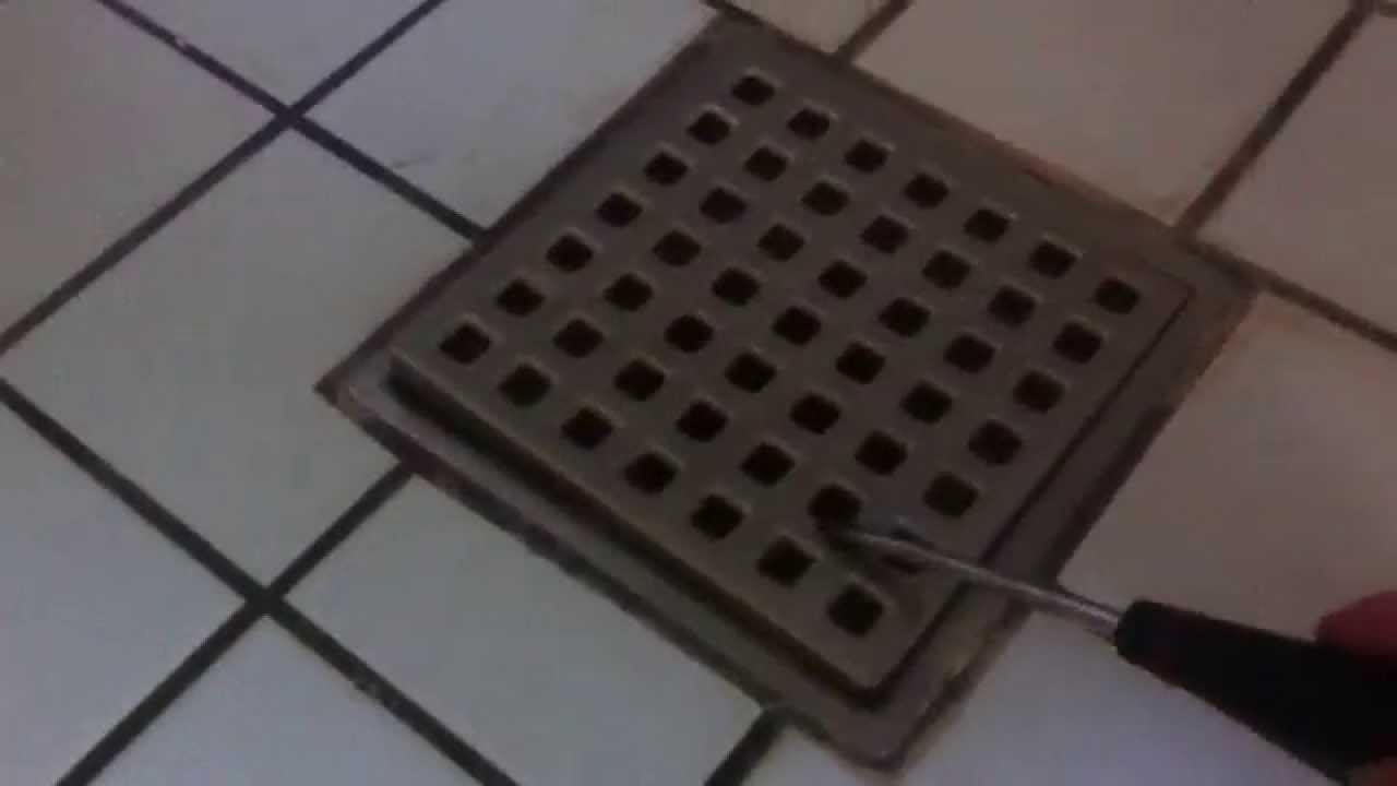 Hvordan undgår man dårlig lugt i gulvafløb - YouTube