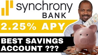 Synchrony Bank Savings: Best High Yield Savings Account? (REVIEW)