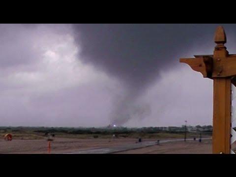 Tornado tears through New York - New York Post