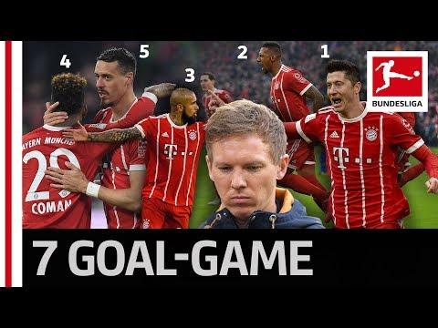 Bayern's 5-Star Comeback - Vidal, Lewandowski & Co. Down Hoffenheim