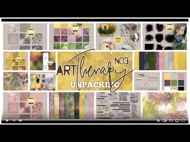 artTherapy No3 - UNPACKING - by NBK-Design