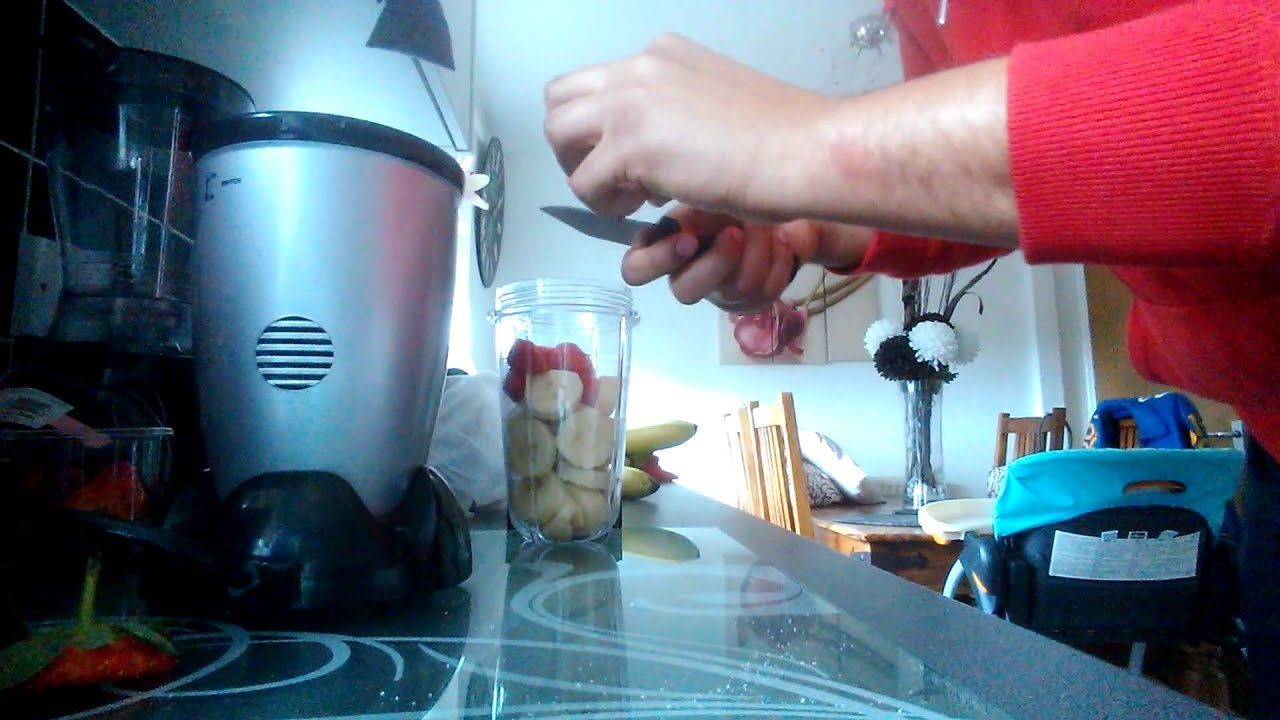 How To Make A Smoothie Youtube