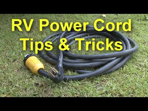 Since your RV will need at least a 30/50 Amp hookup to power the rig, youll be limited in what you can run connected to a homes 15/20 Amp.