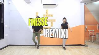 FINESSE (REMIX)- BRUNO MARS FT.CARDI B || MATT STEFFANINA CHOREOGRAPHY || DANCE COVER