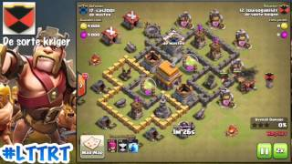 Clash Of Clans Clanwars (Good Music No Talking Pure Gaming)