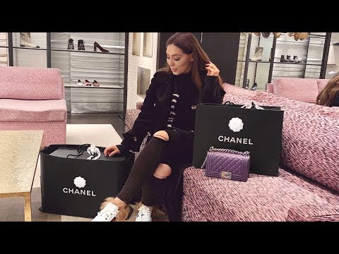 Opss.. I Did Some Damage At Chanel 🙊💸 Come Shopping With Me