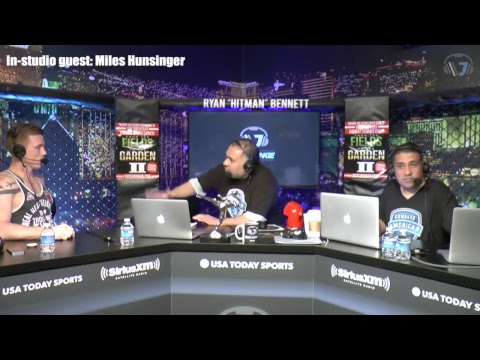 Michael Chandler, Miles Hunsinger and Jo Nattawut are on today's show.