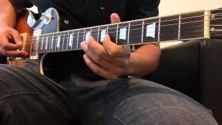 *Santeria Guitar Solo Lesson* - Sublime -WITH TABS