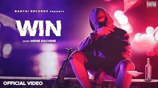 MEME MACHINE - WIN (PROD. MEME MACHINE) (OFFICIAL MUSIC VIDEO)