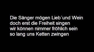 Die Welt sei unser Vaterland & alle Menschen Brüder (Text: Ernst Klaar) - Christoph Holzhöfer