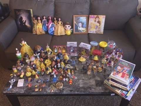 My 2018 Beauty and the Beast collection update