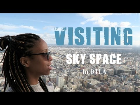 ADVENTURES TO SKY SPACE! - VLOG! #4