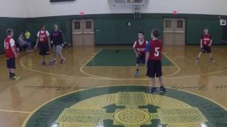south boston stars 04 06 2017 5th 6th 12u aau basketball practice coach s film