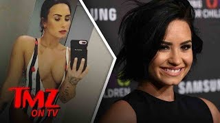 Demi Lovato's Never Looked Better | TMZ TV
